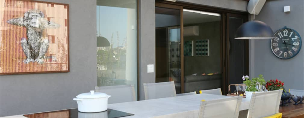 10 terrazas modernas con techo de cristal for Terrazas modernas fotos