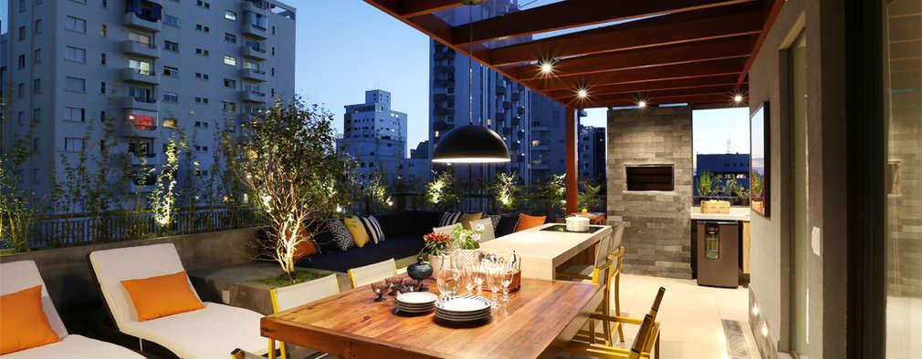 9 ideas de techo de madera para la terraza for Ideas de techos para terrazas