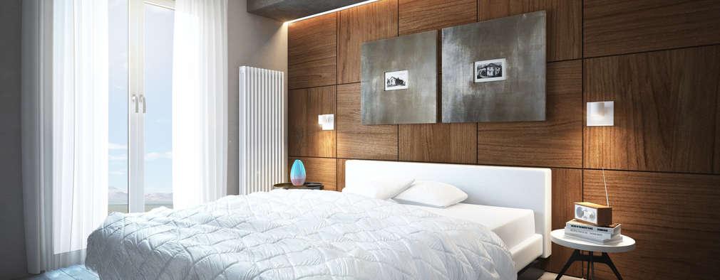 Come arredare una camera da letto perfetta in 7 mosse - Come imbiancare una camera da letto ...