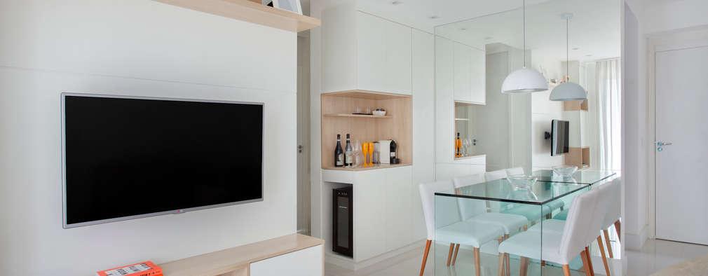 8 ideias para aproveitar ao m ximo seu apartamento pequeno for Como organizar un apartamento muy pequeno
