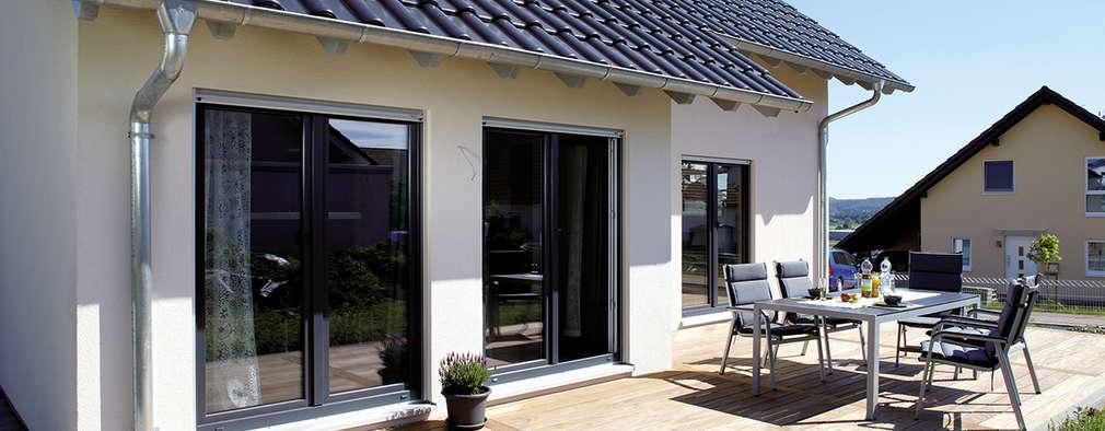 Terrazas  de estilo  por FingerHaus GmbH