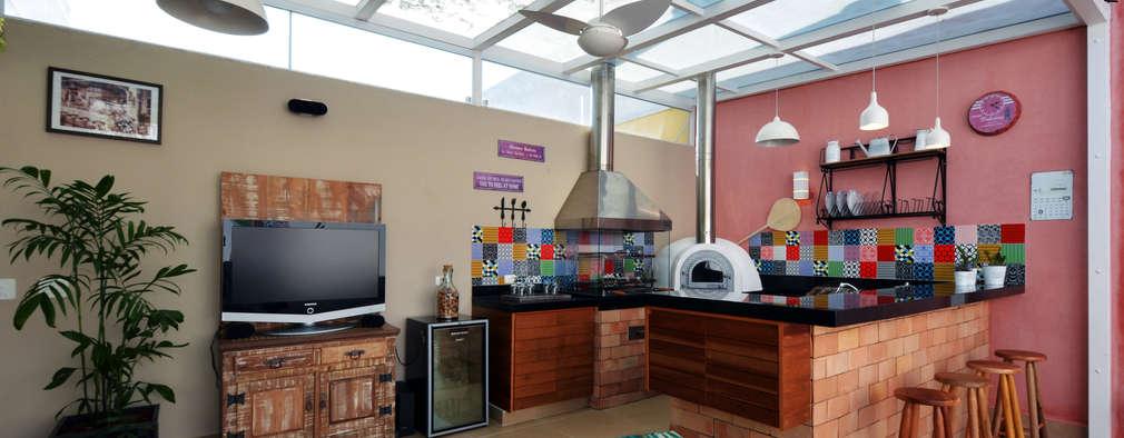 10 Fantastiche Verande Moderne con Copertura in Vetro
