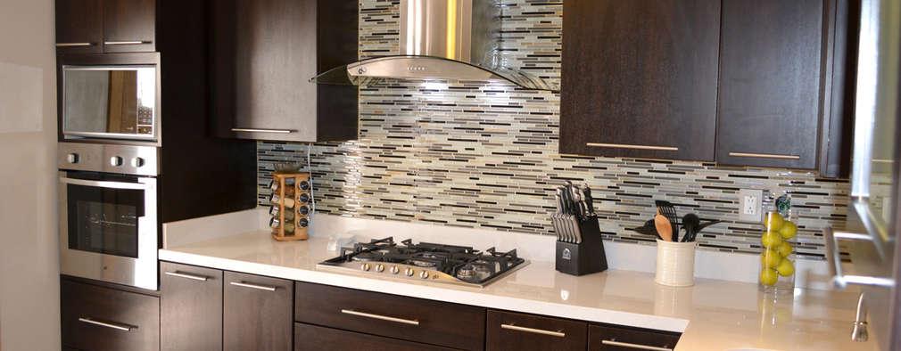 5 ideas para tu cocina empotrada - Cocinas modernas en l ...