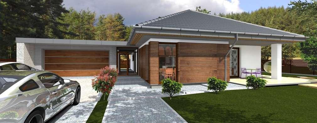Classic Houses By ABC Pracownia Projektowa Bożena Nosiła   1