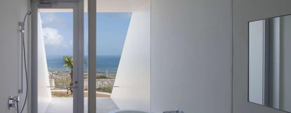 洗面・浴室: 森裕建築設計事務所 / Mori Architect Officeが手掛けた浴室です。