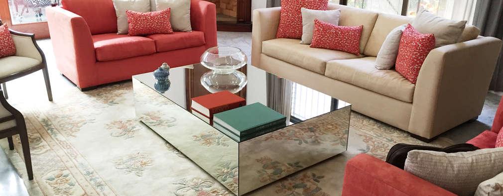 classic Living room by MM estudio interior