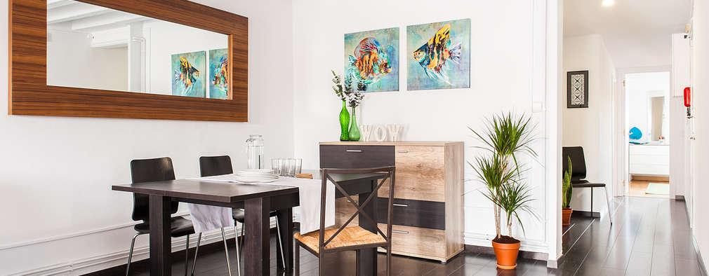 Столовые комнаты в . Автор – Markham Stagers