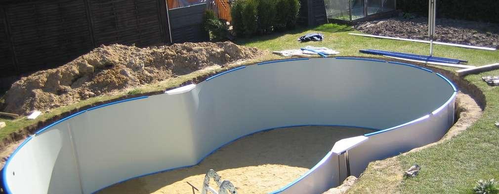 Piscinas de estilo moderno por Future Pool GmbH