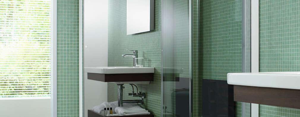 minimalistic Bathroom by Duravit España