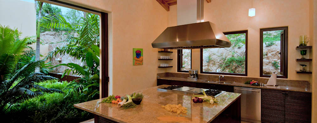 Cocinas de estilo  por BR  ARQUITECTOS