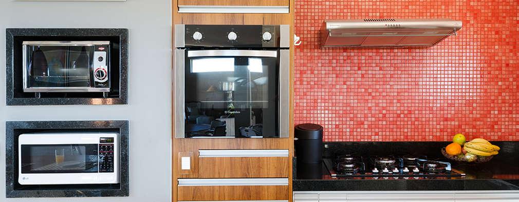 Cocinas de estilo moderno por NOMA ESTUDIO