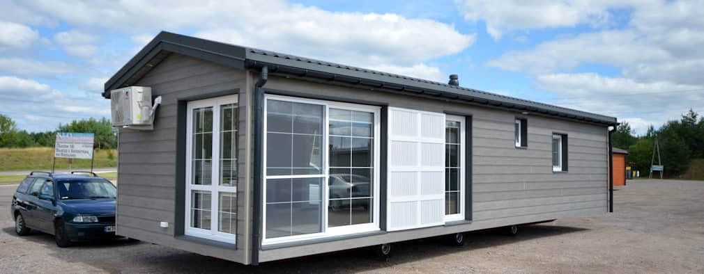 3 stylish quick to build prefab homes you can afford for Can i afford to build a new house