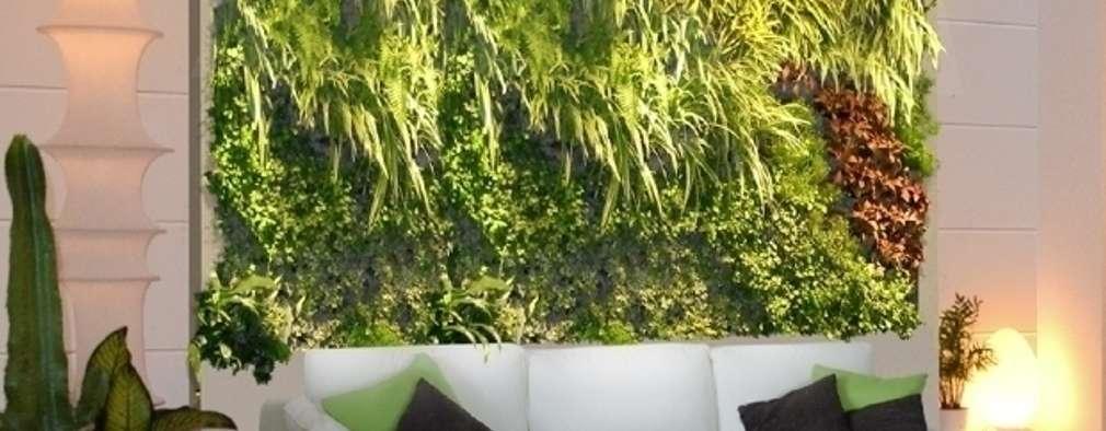 Jard n vertical en casa 18 ideas geniales for Jardin vertical en casa
