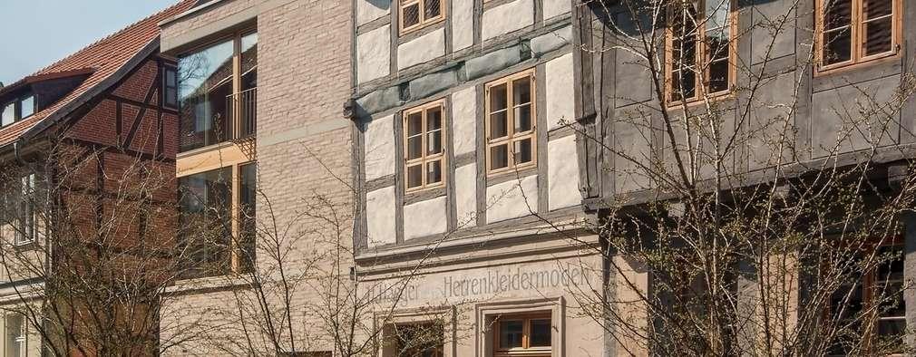 Дома в . Автор – qbatur Planungsgenossenschaft eG