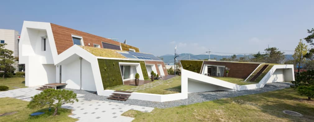 by UnSangDong Architects