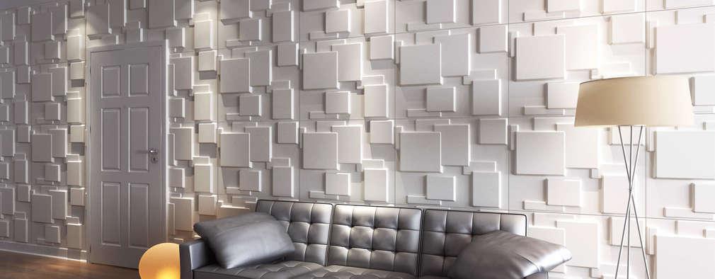 Walls by Group Enerji Yapı Dekorasyon