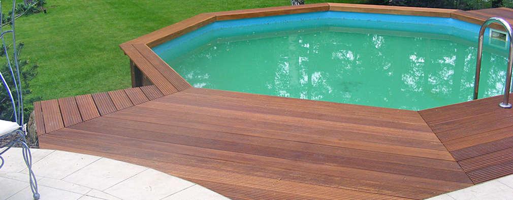 Holzterrassengestaltung  Raus in Freie! 11 tolle Ideen für Holzterrassen