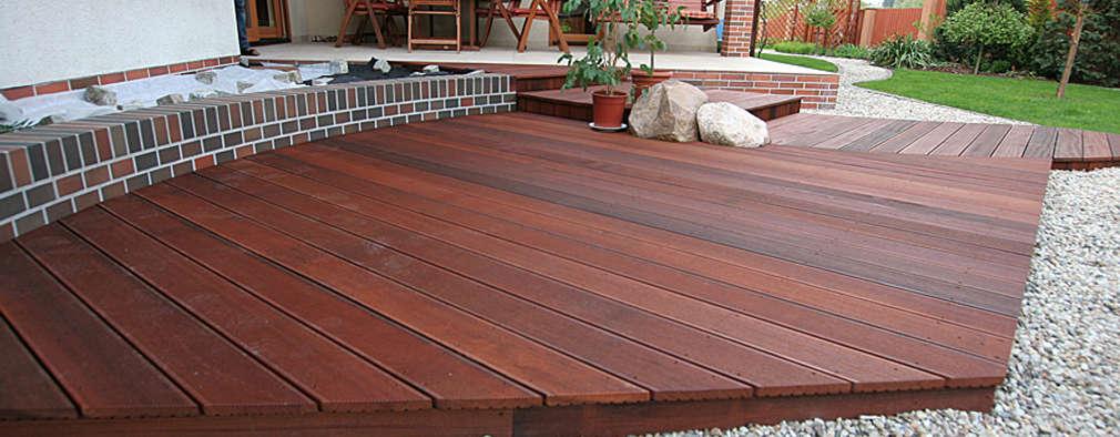 c mo instalar un piso de madera en la terraza