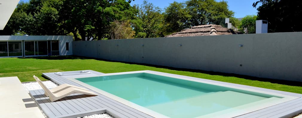 Home improvement 7 affordable pools for small spaces for Piscinas prefabricadas