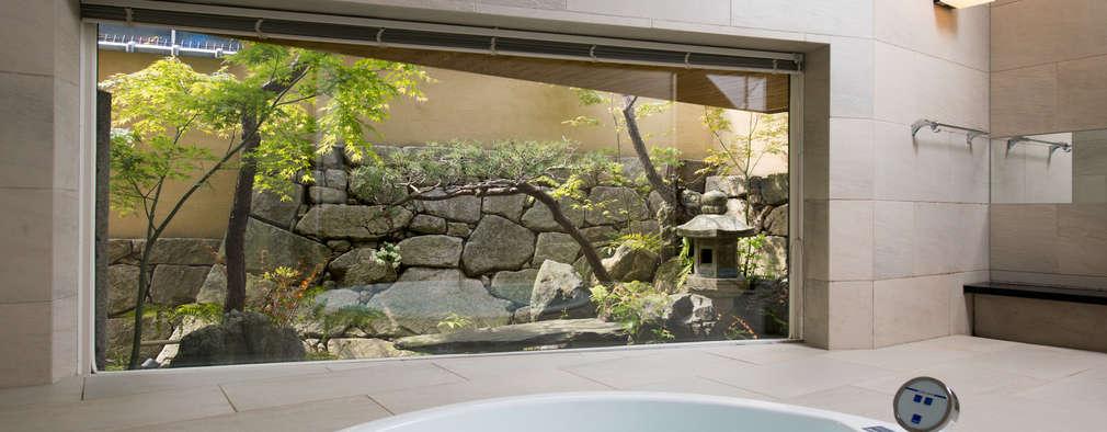 近江の庭: 株式会社近江庭園が手掛けた庭です。