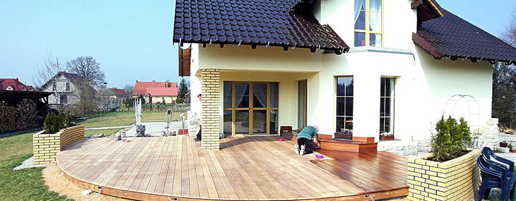 C mo construir una terraza de madera en 5 pasos f ciles - Construir una terraza ...