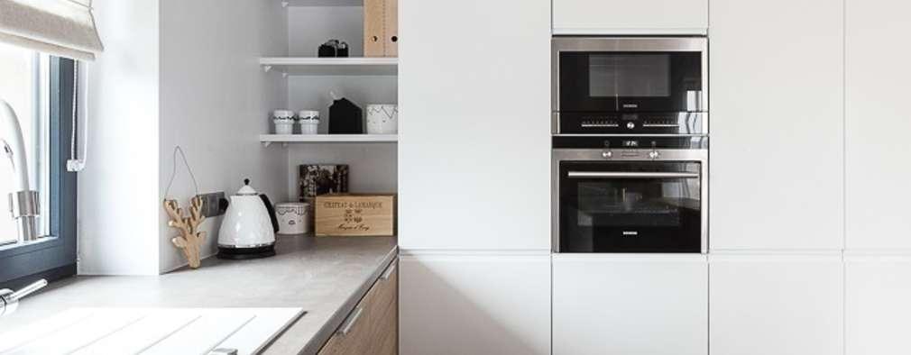 DOM - BOCHNIA: styl , w kategorii Kuchnia zaprojektowany przez stabrawa.pl