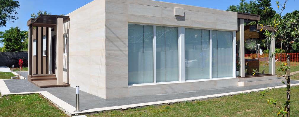 住宅 by Casas Cube