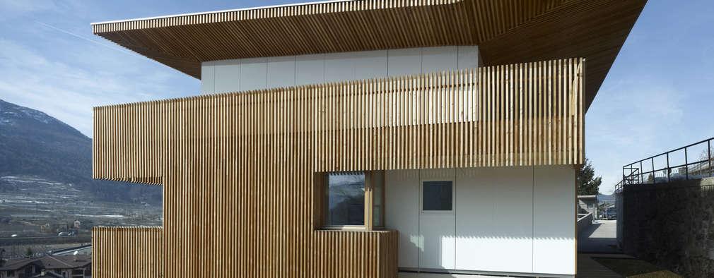 Дома в . Автор – Burnazzi  Feltrin  Architects