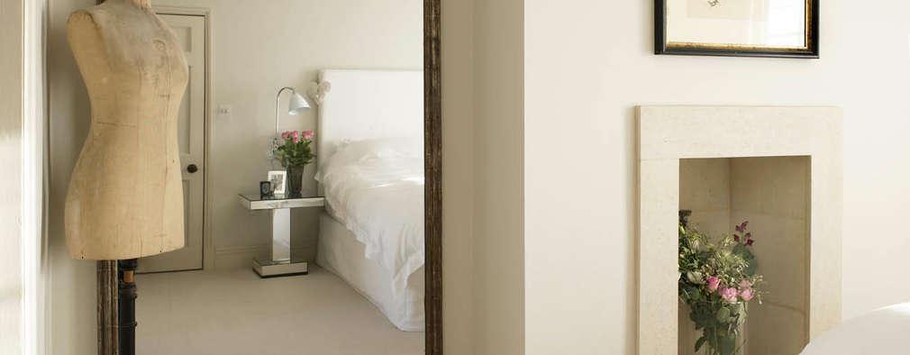 غرفة نوم تنفيذ Concept Interior Design & Decoration Ltd