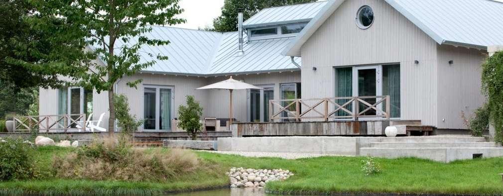 Projekty, skandynawskie Domy zaprojektowane przez raphaeldesign