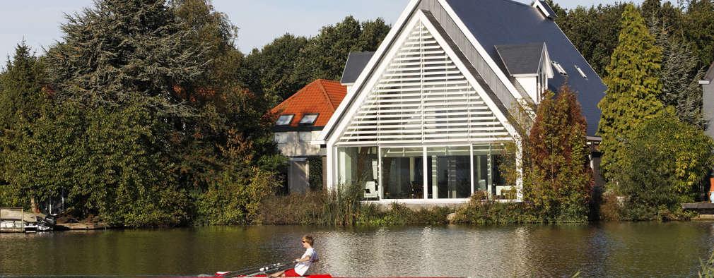 modern Houses by Ruud Visser Architecten