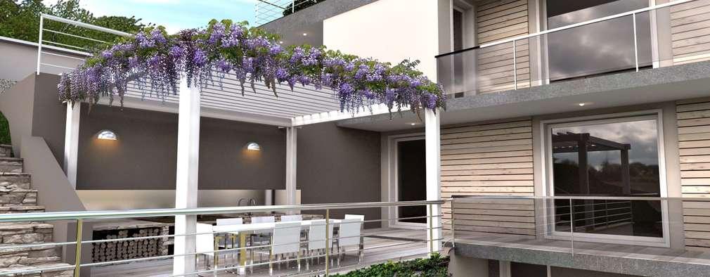 Piante sul balcone o terrazzo 10 idee da copiare - Piante da terrazzo soleggiato ...