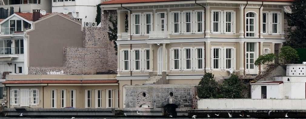 Öztek Mimarlık Restorasyon İnşaat Mühendislik – Kandilli'de Yalı:  tarz