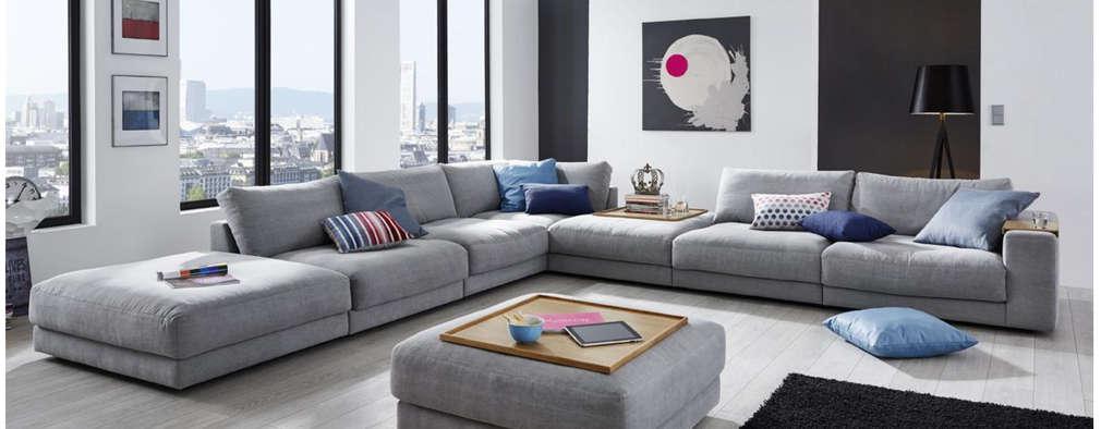 10 sof s fabulosos para tu sala for Sillones para departamentos