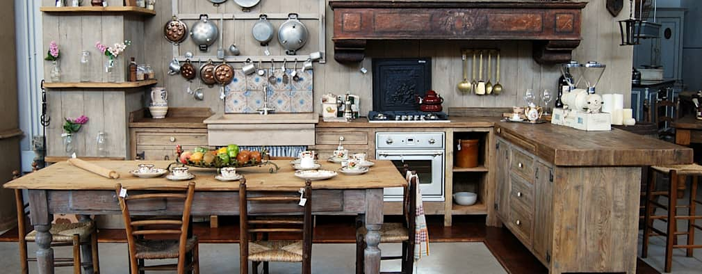 La cocina r stica m s hermosa del mundo - Las cocinas mas bonitas del mundo ...