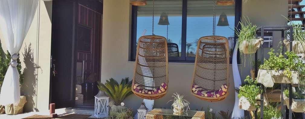 Muebles para exteriores 14 ideas fabulosas for Muebles para patios interiores