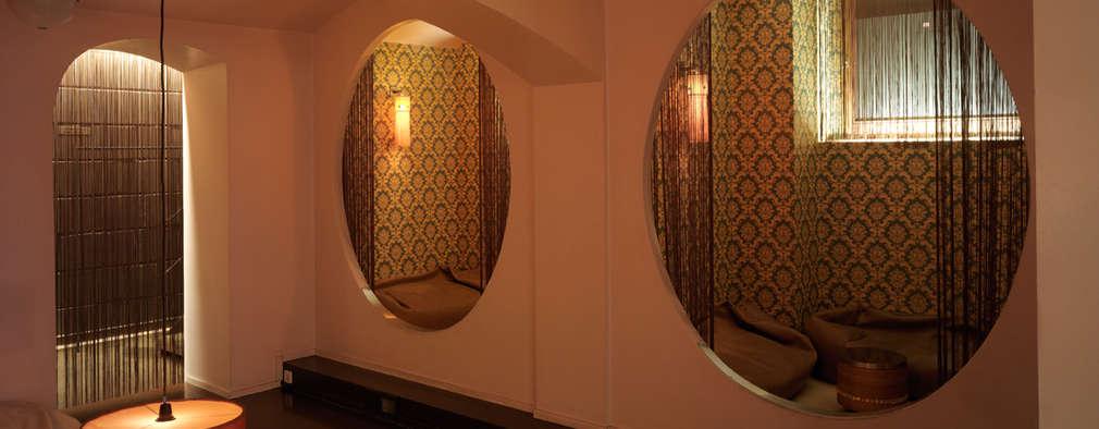 Cocktailbar Rosa Berlin S°2:   von CARLO Berlin - Architektur & Interior Design