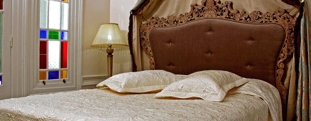 Recámaras de estilo clásico por LOLA 38 Hotel