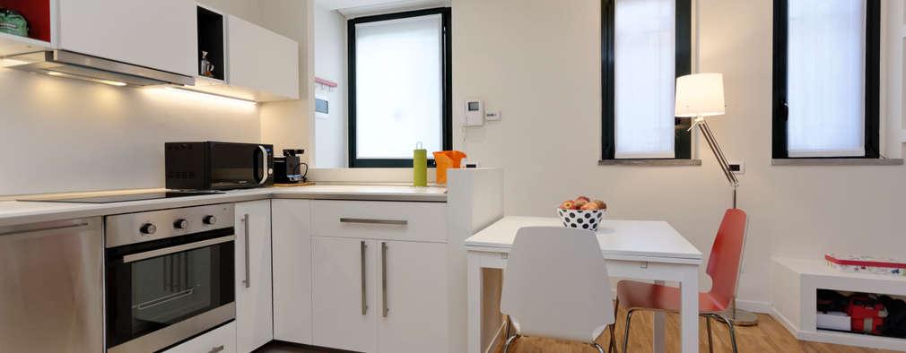 Cucine Moderne ad Angolo: Idee per Ispirarti