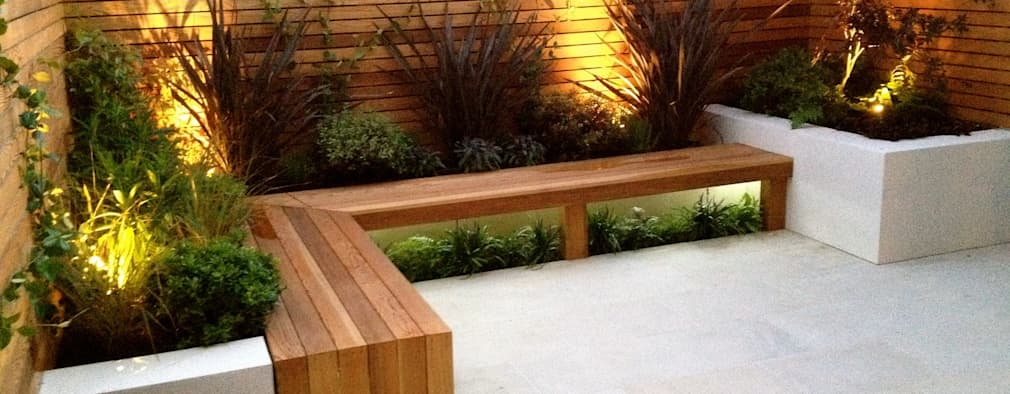 modern Garden by Garden Club London