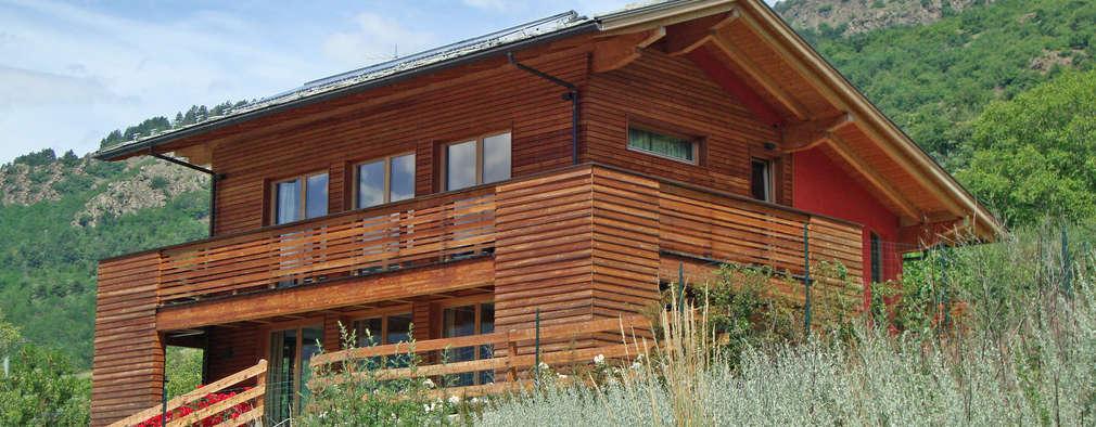 บ้านและที่อยู่อาศัย by Eddy Cretaz Architetttura