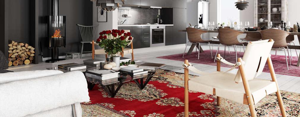 Come pulire un tappeto usando l 39 ammoniaca - Pulizia tappeti ammoniaca ...