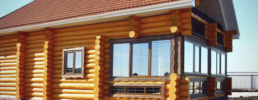 บ้านและที่อยู่อาศัย by ULJANOCHKIN DESIGN*STUDIO