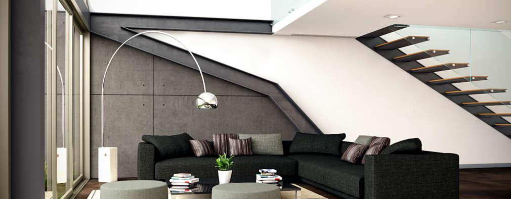 20 salones modernos que tienes que ver antes de renovar el - Interiorismo salones modernos ...