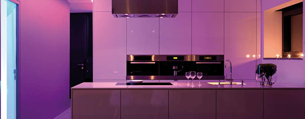 Cocinas de estilo moderno por LEICHT Küchen AG