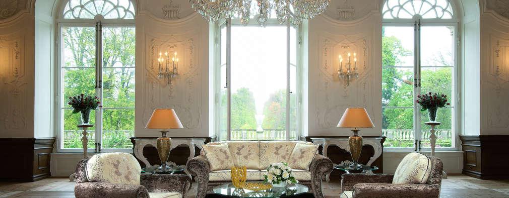 Hoe creëer je een luxe inrichting in huis? 7 onmisbare tips!