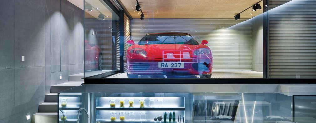 modern Dining room by Millimeter Interior Design Limited