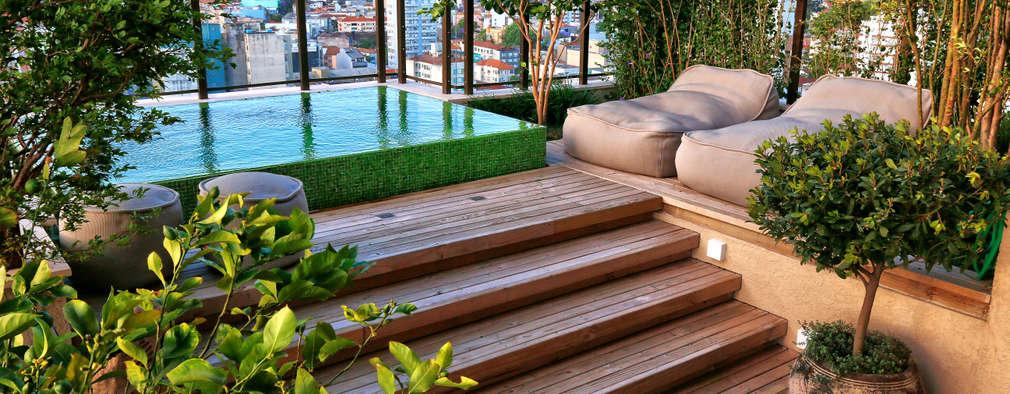 13 traumhaft sch ne terrassen zum entspannen und wohlf hlen. Black Bedroom Furniture Sets. Home Design Ideas