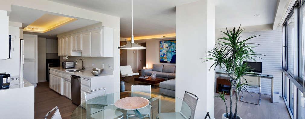 Столовые комнаты в . Автор – Weber Arquitectos