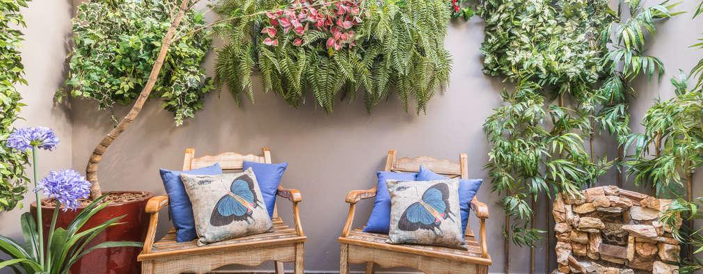 21 ideen f r kleine terrassen und balkone. Black Bedroom Furniture Sets. Home Design Ideas